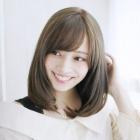 平日限定【ホームケア付き】カット+潤いUP縮毛矯正+リンケージ