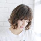 平日限定【ホームケア付き】カット+パーマ+リンケージTR