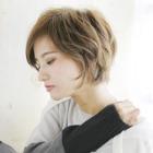 平日限定【マイクロスコープ頭皮診断】カット+カラー+頭筋ヘッドスパ