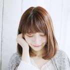 平日限定【業界No.1の*Aujua】カット+縮毛矯正+オージュアTr