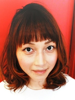 【hair design A-BOO】ゆるカール