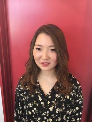 【hair design A-BOO】スカイファンタジー巻き