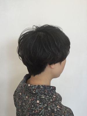 【hair design A-BOO】モードカジュアル