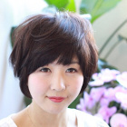 【髪に優しい】☆リタッチハーブカラー+カット☆