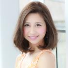 【艶仕上げ】ハーブカラー+オイルイノセンストリートメント