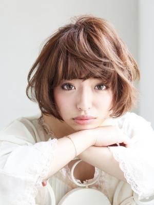 【Hair Resort LIFE 渋谷】ナチュビューボブ