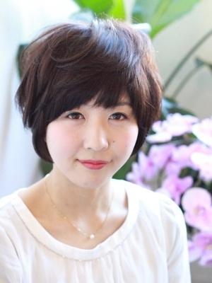 【Hair Resort LIFE 渋谷】スプリングショート