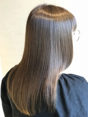 【Hair Resort LIFE 渋谷】モノトーンアッシュ
