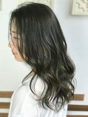 【Hair Resort LIFE渋谷】セミロング