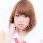 【人気MENU☆】似合わせカット+オーガニックカラー+ハホニコトリートメント
