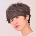 【大人艶髪】カット+オーガニックグレイカラーリタッチ+ハホニコトリートメント