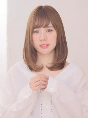 【COLO】20代30代に似合う☆小顔ミディボブ