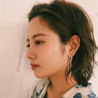 【☆再現性抜っ群☆】ダメージレス前髪パーマ+艶カラー+カット 8,300円