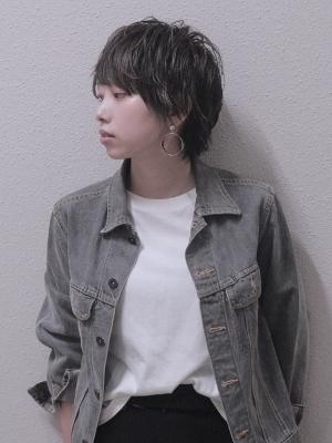 【float 東大阪小阪 本店】ハンサムショート