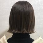 【梅雨・夏に負けないサラツヤ髪へ】縮毛矯正+カット