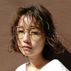 【ゆるふわから巻き髪風まで】ダメージレスパーマ+カット