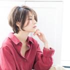 【女性用】似合わせカット+☆新感覚☆炭酸マッサージシャンプープラン♪