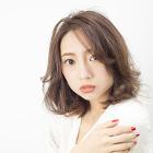 【lejardin葛西】カット+カラー+艶感upトリートメント
