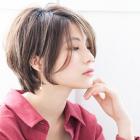 【lejardin葛西】カット+カラー+5stepハホニコTr