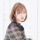 【lejardin葛西】カラー+炭酸マッサージ☆shampoo☆