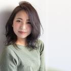 【lejardin葛西】カット+立体感パーマ
