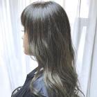 【新規*期間限定】☆前髪カット+イルミナカラー