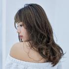 カット+髪質改善デジタルパーマ+TOKIOトリートメント+炭酸泉