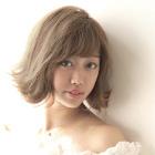 【お手入れ楽ちん♪】カット+前髪パーマor前髪縮毛矯正+3stepトリートメント