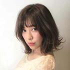 【☆フルコース☆】酸性縮毛矯正+カラー+カット+4stepTr