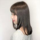 Cut+髪質改善縮毛矯正+高濃度水素《ULTOWAトリートメント》+炭酸泉