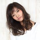 【前髪カットトリートメント】前髪カット+トリートメント