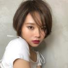 【OPEN記念*】髪悩み解消◎カット+縮毛矯正
