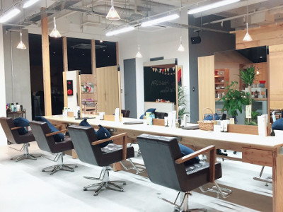 Rosso Hair&SPA 谷塚店1