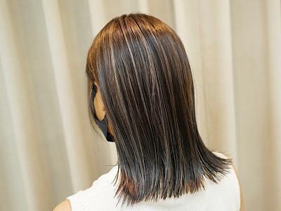 hair salon haku GINZA2