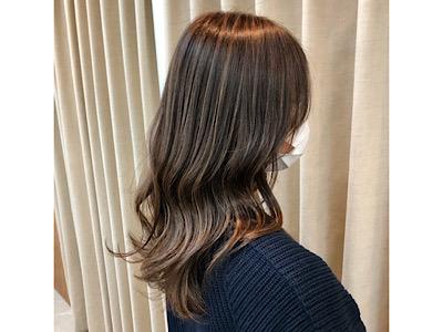 hair salon haku GINZA4