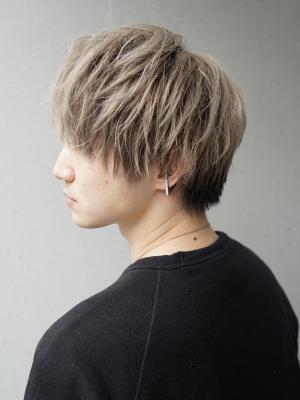 【haku/川口】無造作ショート