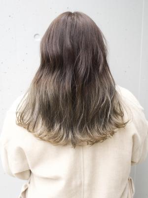 【haku/川口】オリーブベージュ