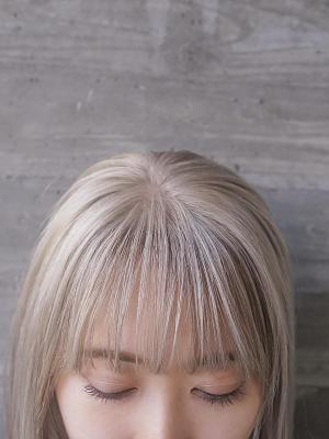 【haku/川口】ブロンドカラー×外ハネボブ