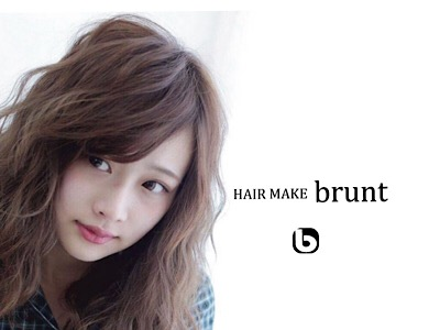 HAIR MAKE brunt2