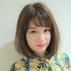 【麗らかストレート】縮毛矯正+カット
