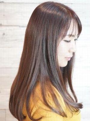 美髪ロング