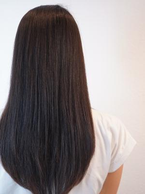 美髪ナチュラルストレート