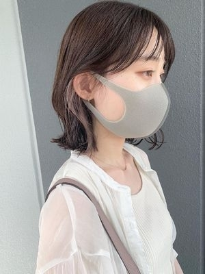 【MORNI】インナーカラー