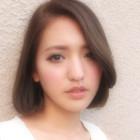 前髪コスメストレート+美フォルムカット