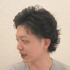 【メンズ限定★】カット+ソフトシェービング