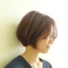 【人気No.1*】カット+プラチナカラー+髪質改善トリートメント
