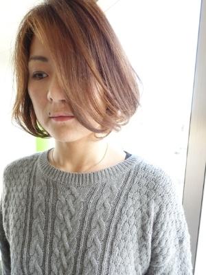 【美容室 L'eclat×SHISEIDO】05