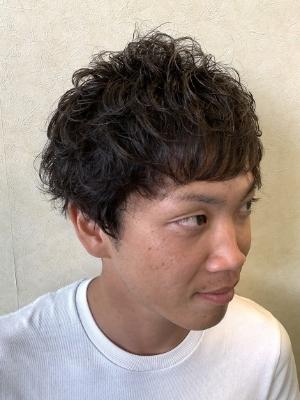 【美容室 L'eclat×SHISEIDO】08