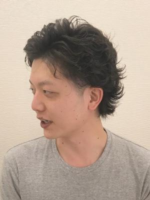 【美容室 L'eclat×SHISEIDO】09
