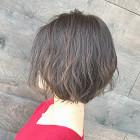 《平日限定》【さらさら美髪へ導く】縮毛矯正+カット